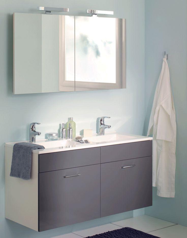 Armoire De Toilette Miroir Sanijura