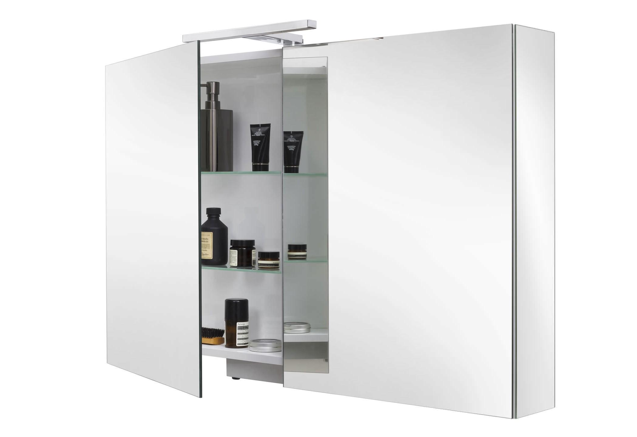 Armoire De Toilette Murale Avec Miroir