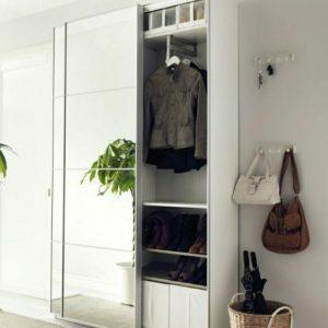Armoire Deux Portes Coulissantes Ikea
