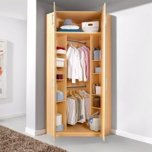 Armoire chambre fer forg armoire id es de d coration for Armoire angle chambre