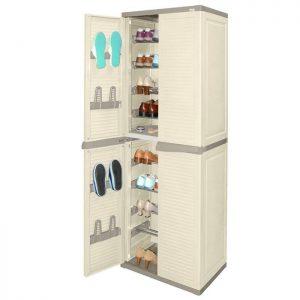 armoire de rangement exterieur plastique armoire id es. Black Bedroom Furniture Sets. Home Design Ideas