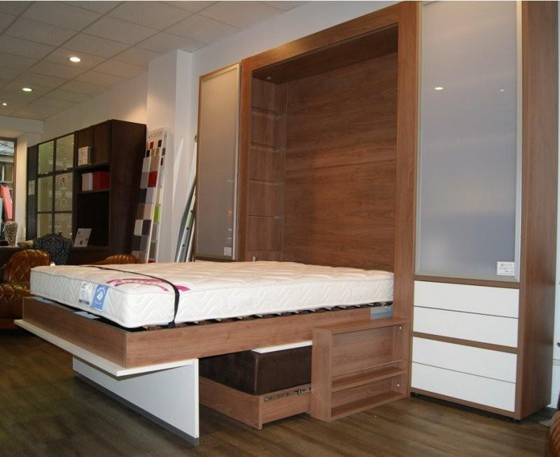 latest armoire lit escamotable space jacquelin with armoire lit escamotable but. Black Bedroom Furniture Sets. Home Design Ideas