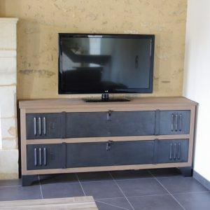 Armoire Metallique Meuble Tv
