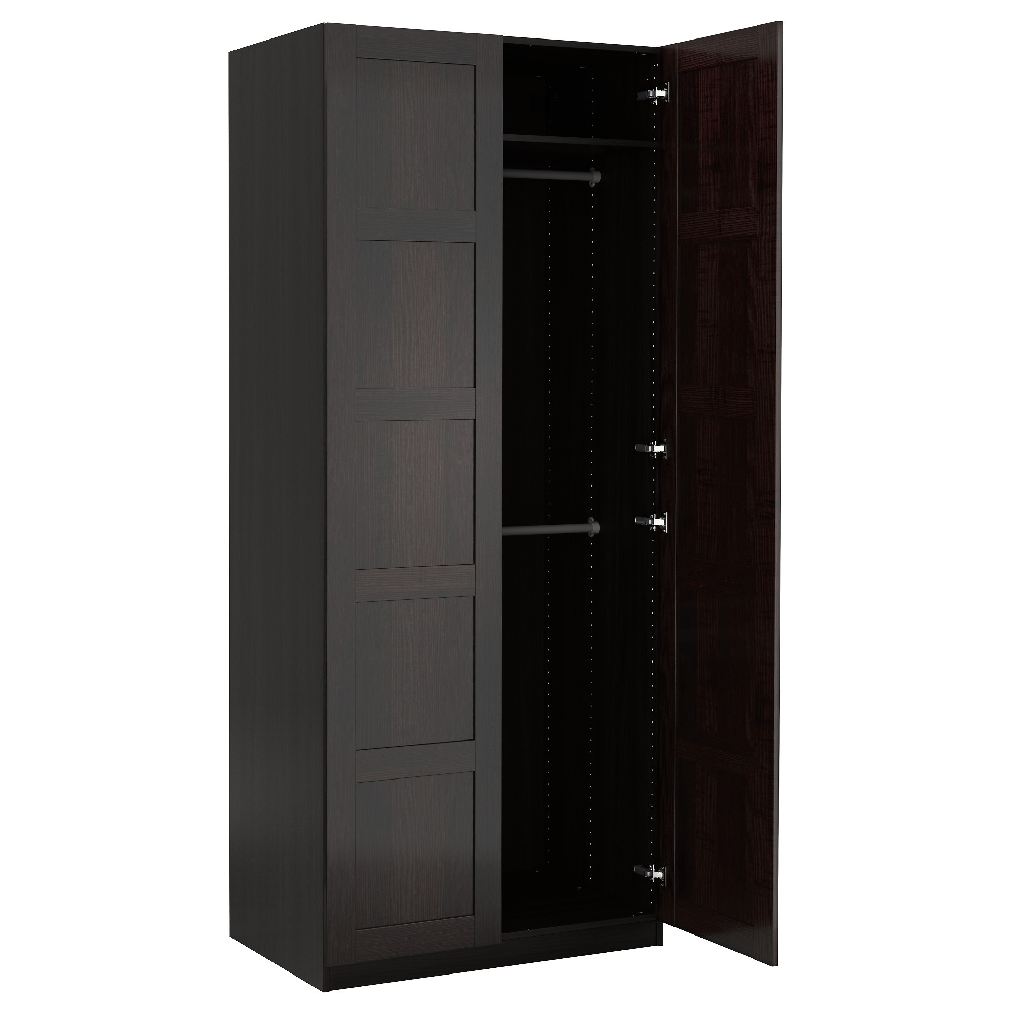 armoire penderie blanche ikea armoire id es de. Black Bedroom Furniture Sets. Home Design Ideas