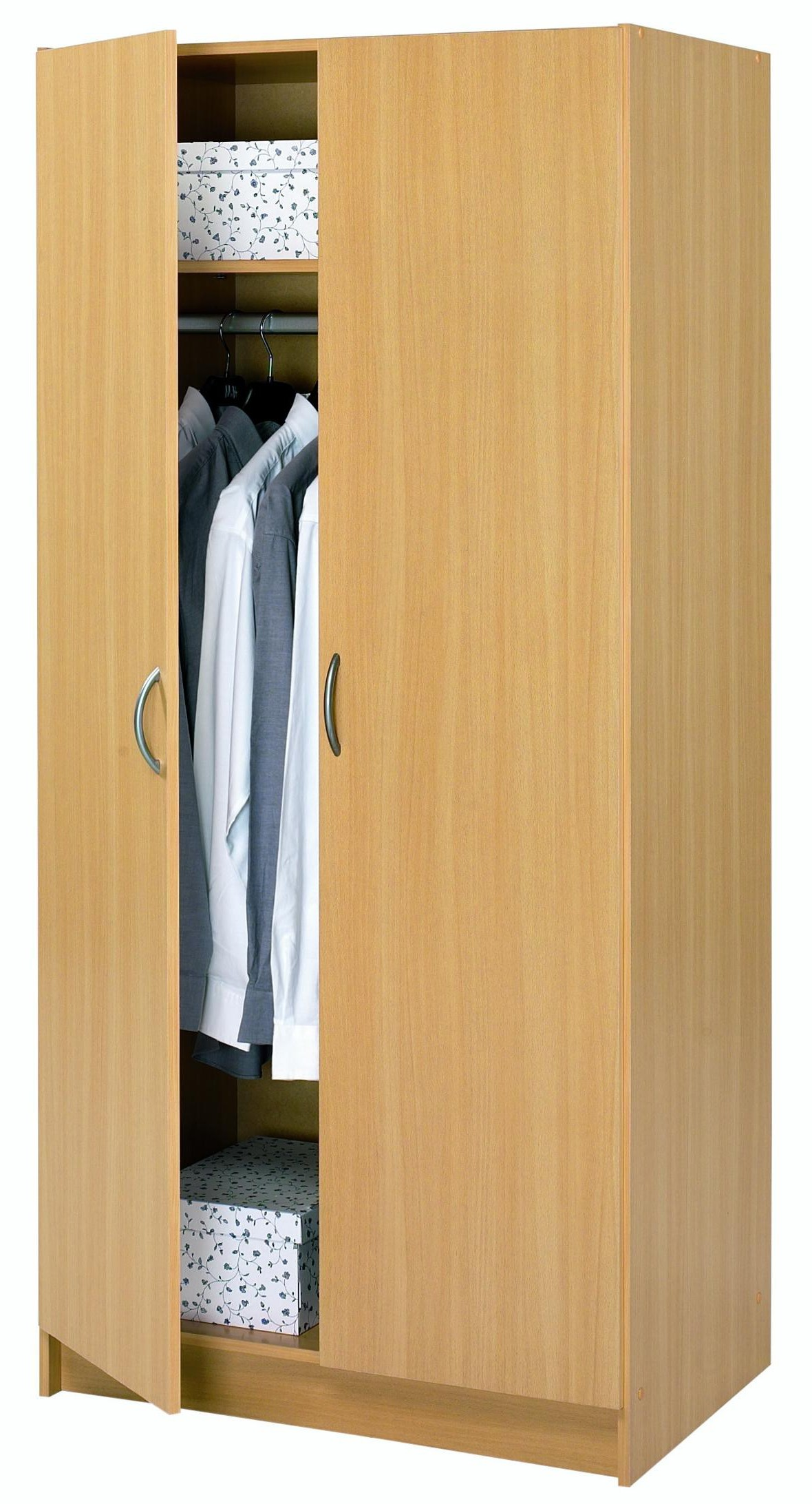Penderie conforama awesome conforama placard meuble for Conforama armoire