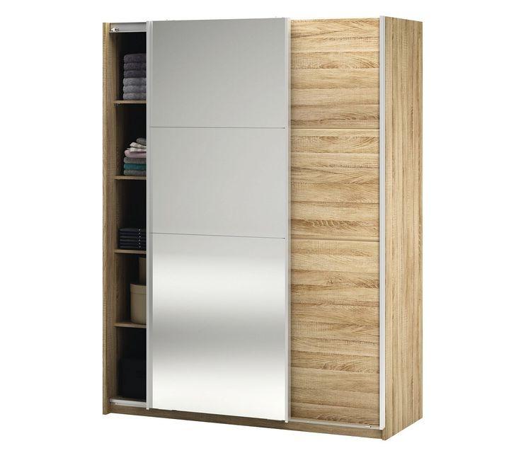 armoire penderie porte coulissante avec miroir armoire id es de d coration de maison gvnzk8glqa. Black Bedroom Furniture Sets. Home Design Ideas