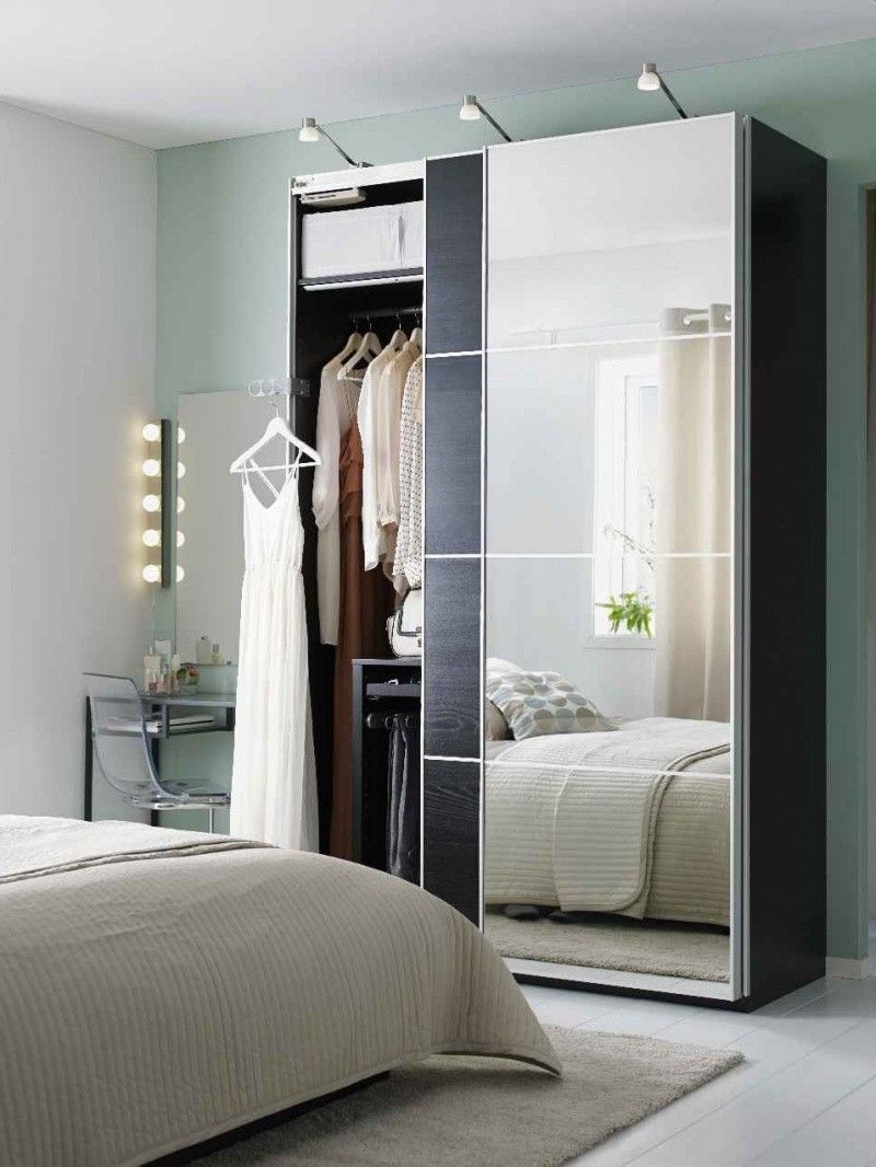 armoire penderie pour petite chambre armoire id es de. Black Bedroom Furniture Sets. Home Design Ideas