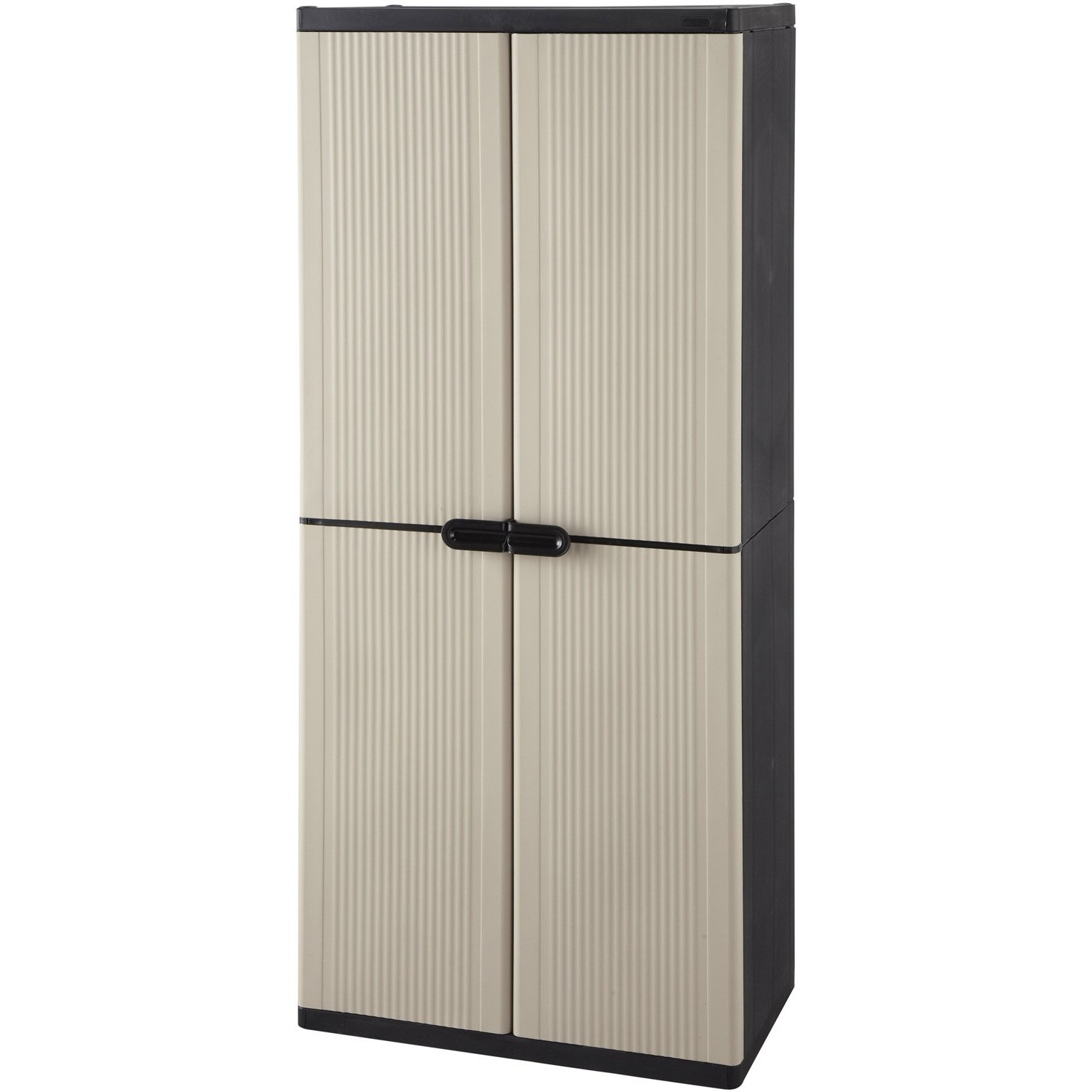 armoire de rangement en plastique leroy merlin maison design. Black Bedroom Furniture Sets. Home Design Ideas
