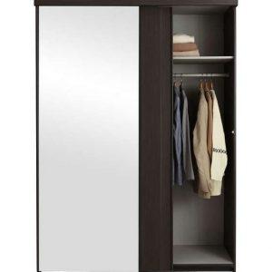 Armoire porte coulissante miroir conforama armoire for Armoire avec miroir conforama