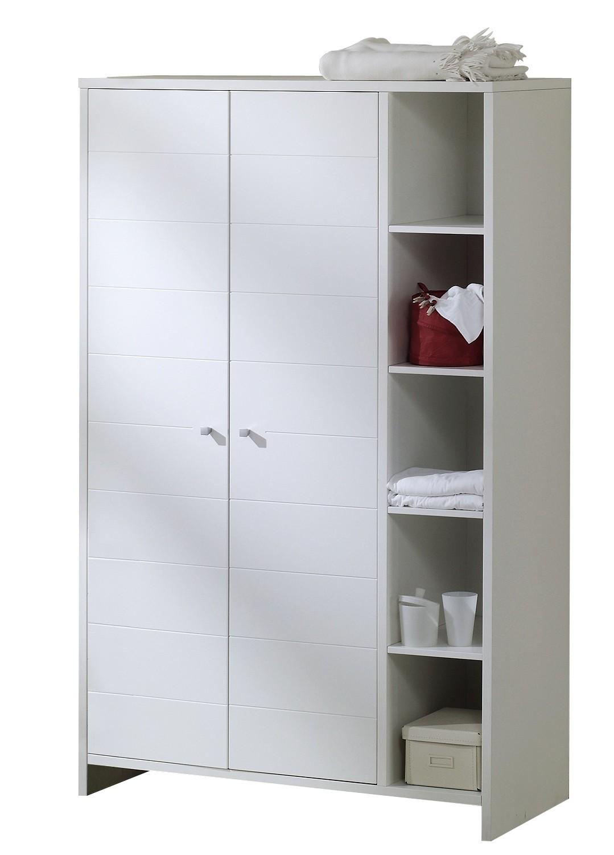 Armoire pour chambre blanche armoire id es de for Armoire blanche chambre adulte