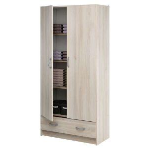 Armoire de rangement chambre conforama armoire id es for Rangement armoire chambre