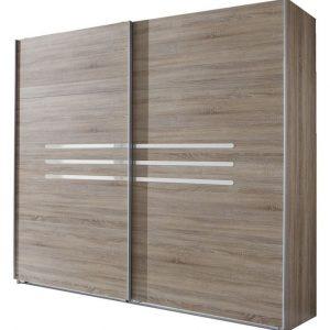 Armoire de rangement 2 portes coulissantes armoire for Rangement armoire chambre