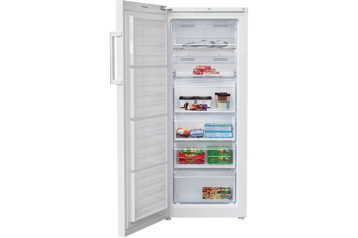Congelateur Armoire Froid Ventile Beko