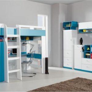 ensemble lit mezzanine armoire bureau armoire id es. Black Bedroom Furniture Sets. Home Design Ideas