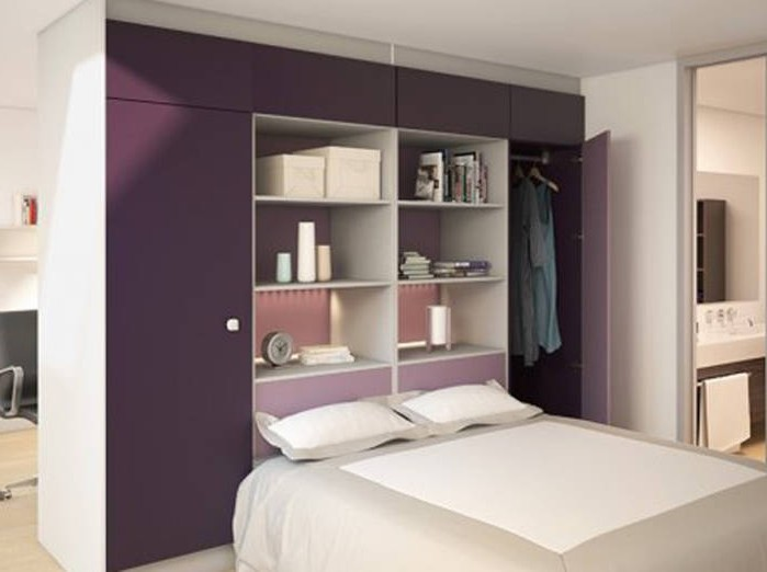 idee meuble pour petite chambre armoire id es de. Black Bedroom Furniture Sets. Home Design Ideas