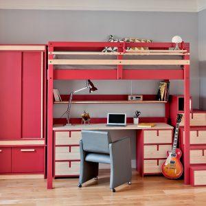 Lit superpose armoire int gr e armoire id es de d coration de maison ovnoep7d3a - Lit superpose avec armoire integree ...