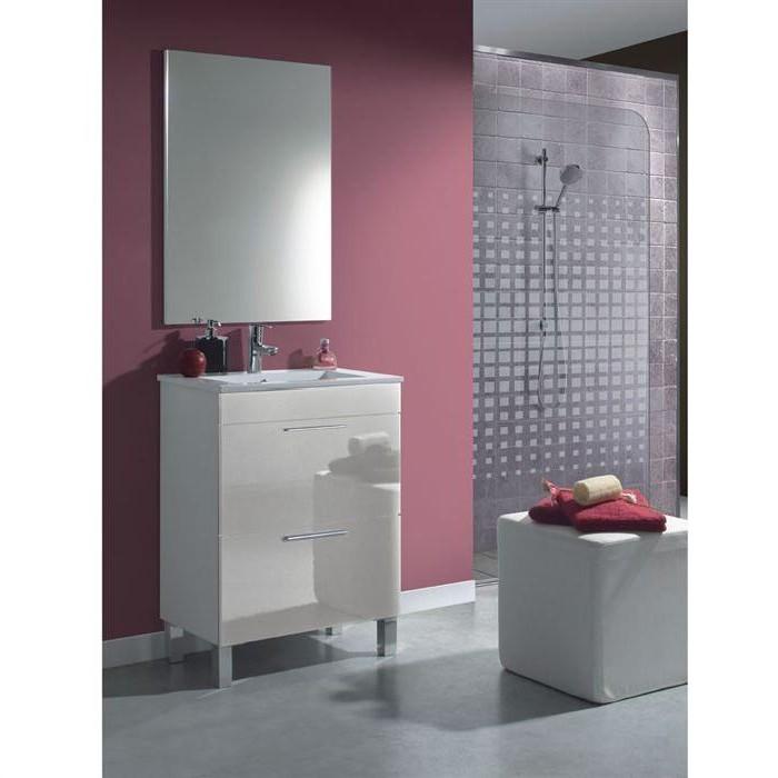 Meuble haut de salle de bain avec miroir armoire id es for Armoire de salle de bain avec miroir