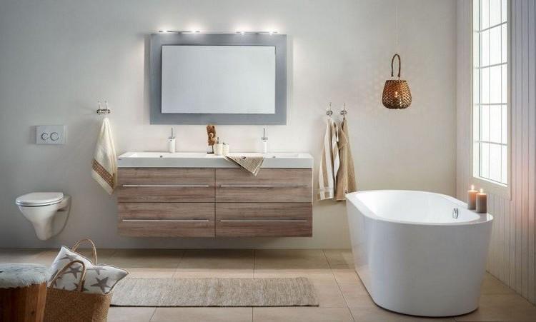 Meuble Salle De Bain Armoire Miroir