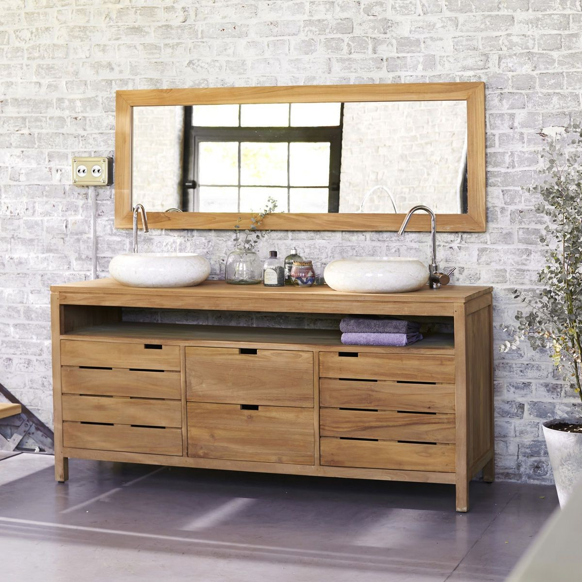 Meuble salle de bains ikea armoire id es de d coration for Meuble salle de bain ikea