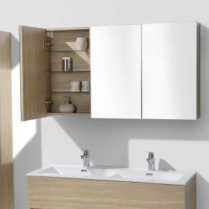 Armoire De Toilette Avec Miroir Leroy Merlin - Armoire : Idées de ...