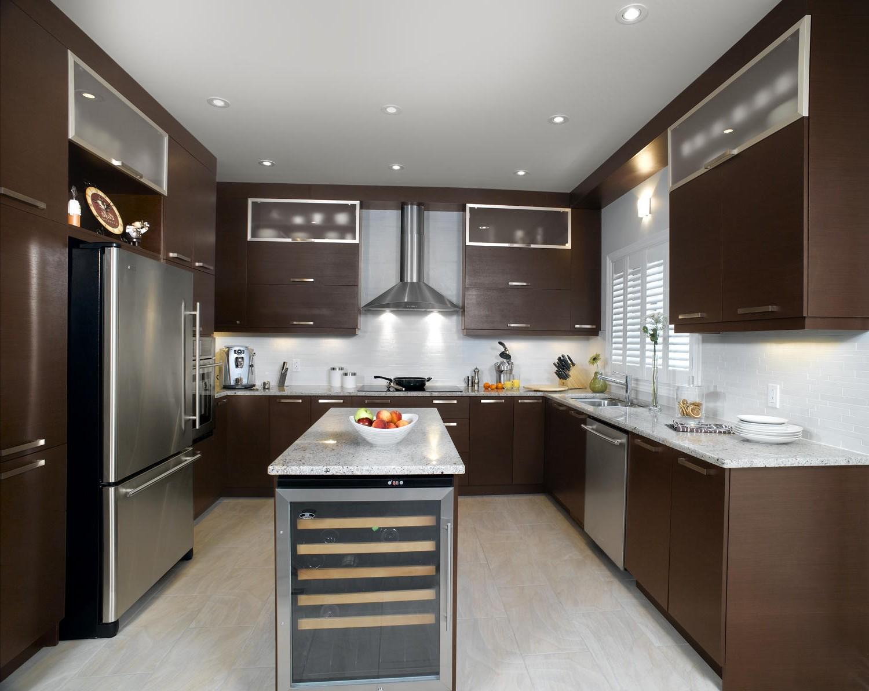 Porte armoire cuisine vitr e armoire id es de for Cuisine ouverte vitree