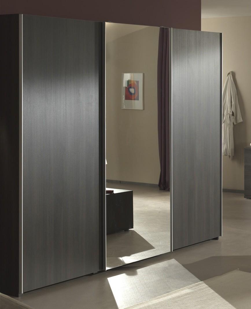 Armoire de chambre 3 portes coulissantes armoire id es de d coration de m - Armoire coulissante 3 portes ...