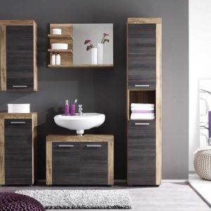 Luminaire salle de bains ik a salle de bain id es de d coration de maison - Conforama armoire salle de bain ...
