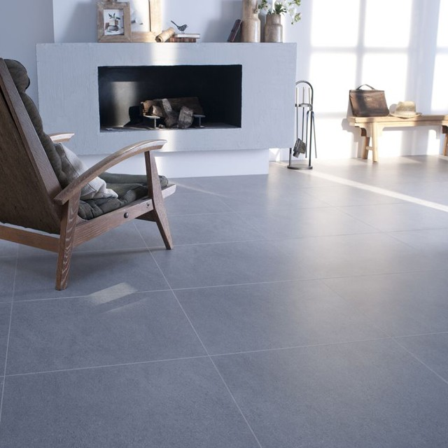 Carrelage 60 X 60 Gris Anthracite