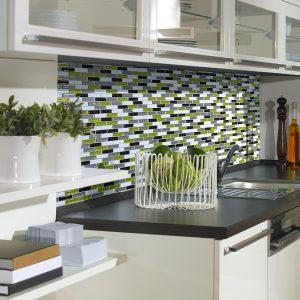 Carrelage Adhesif Cuisine Design