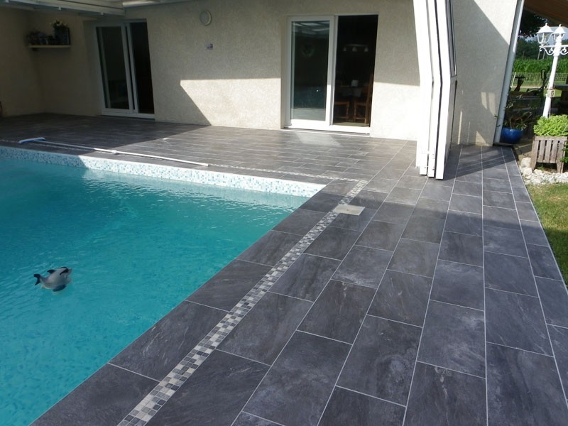 Carrelage antid rapant ext rieur piscine carrelage for Carrelage exterieur gedimat