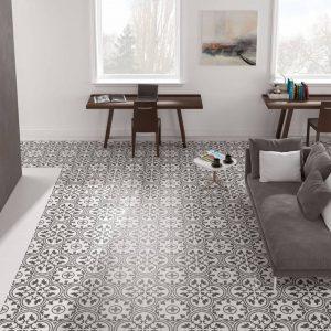 carrelage style art deco carrelage id es de d coration. Black Bedroom Furniture Sets. Home Design Ideas