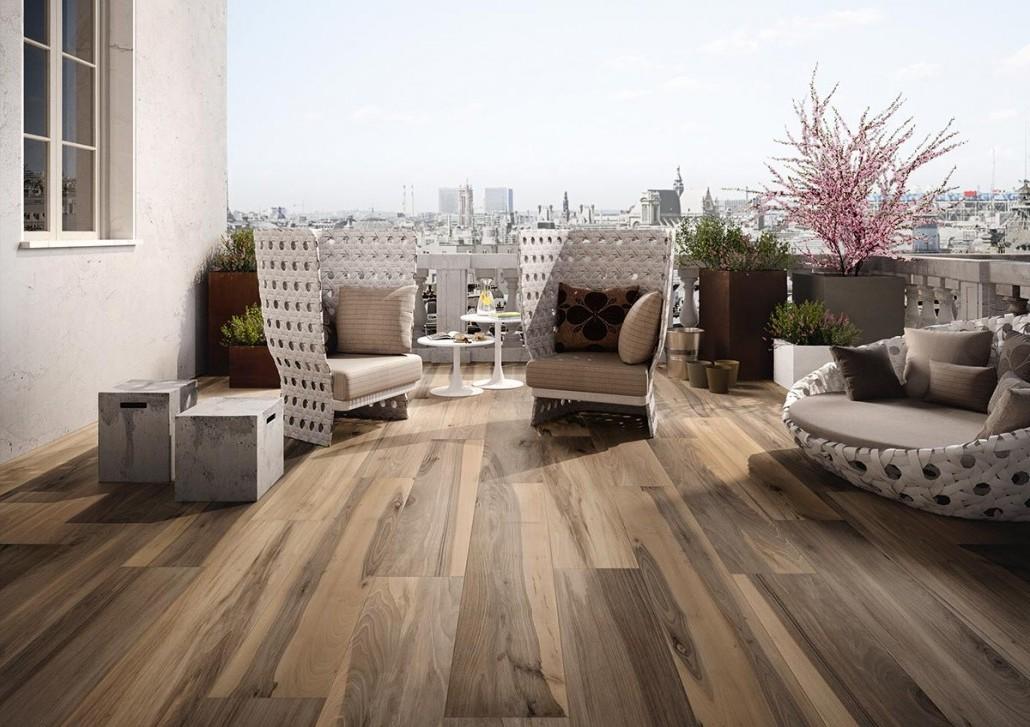 Carrelage Aspect Bois Pour Terrasse