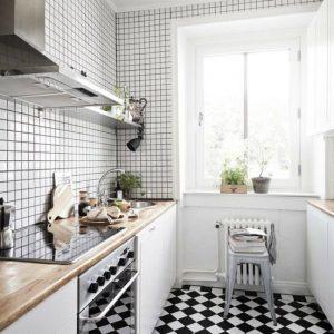 Carrelage cuisine 10x10 blanc carrelage id es de for Carrelage blanc 20x20