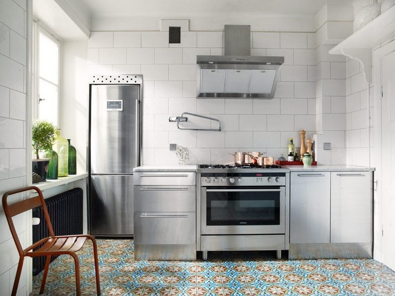 carrelage cuisine moderne maroc carrelage id es de