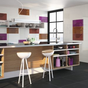 Carrelage Cuisine Mural Design