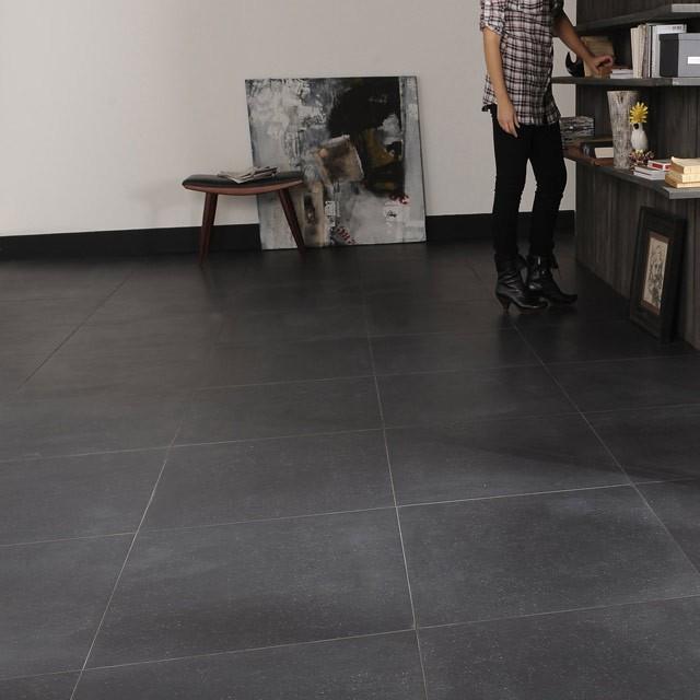 Carrelage En Granit Noir