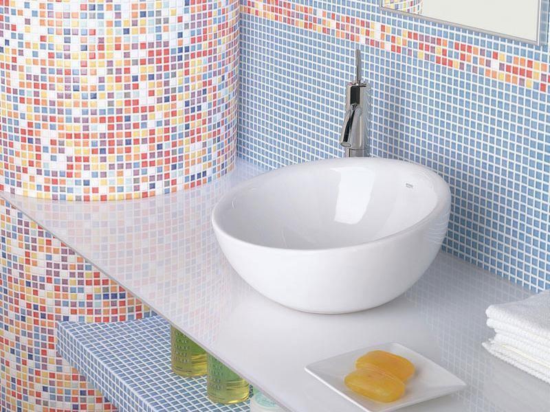 Carrelage En Mosaique Pour Salle De Bain