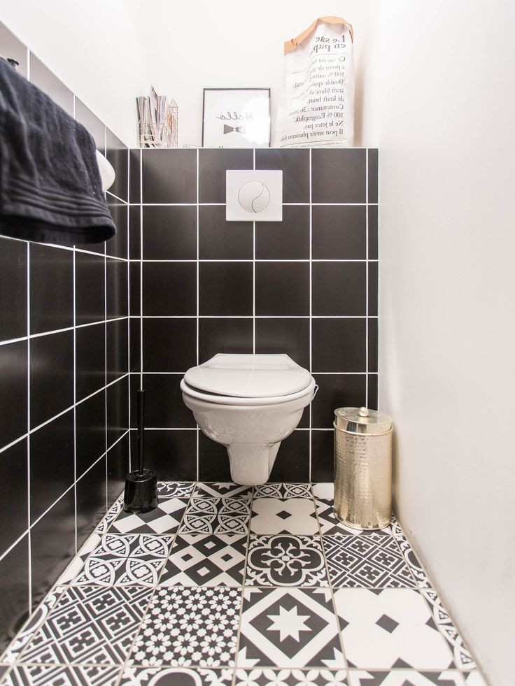 Awesome carrelage wc ideas - Carrelage pour wc suspendu ...