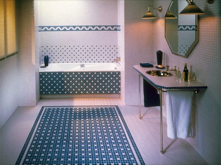 Carrelage Et Mosaique Salle De Bain