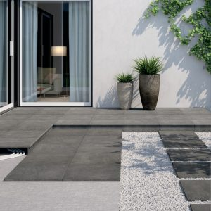 Carrelage de terrasse exterieur point p carrelage for Carrelage exterieur point p