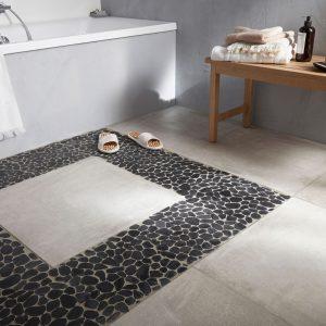 Nouvelles tendances carrelage salle de bain carrelage - Carrelage de salle de bain tendance ...