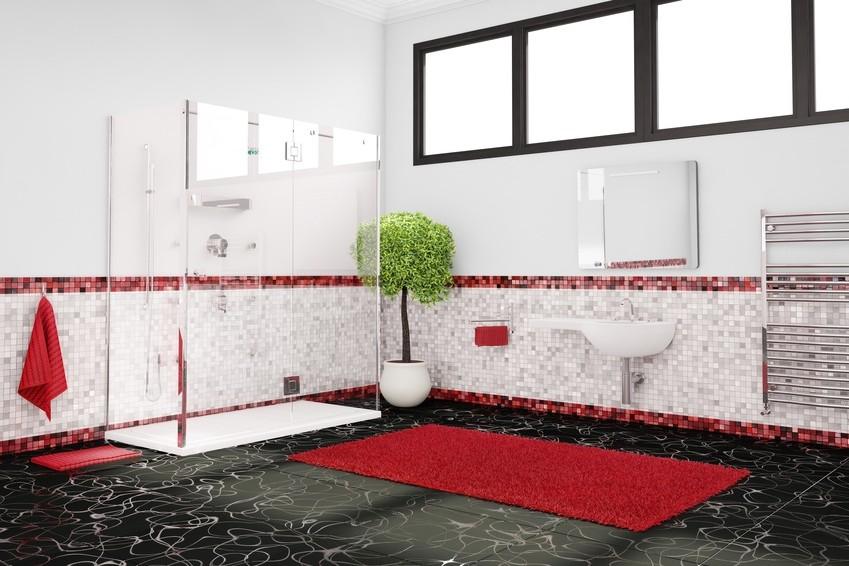 Carrelage Mosaique Douche A L'italienne
