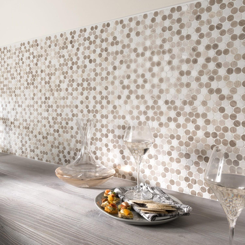 Carrelage Mosaique Sol Et Mur