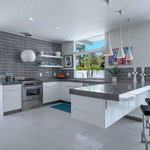 Carrelage design cuisine finest meubles et luminaires - Saint maclou creteil ...
