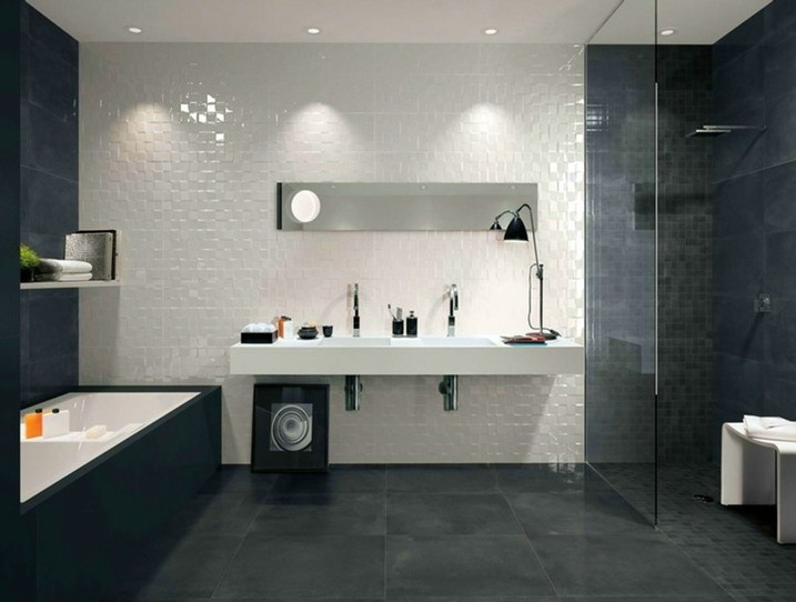 stunning carrelage mural brico depot contemporary - design trends ... - Brico Carrelage Salle De Bain