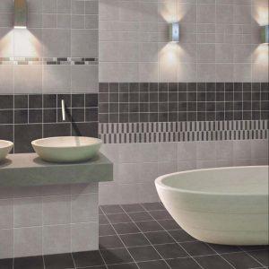 Tendance pose carrelage salle de bain carrelage id es for Pose de carrelage murale