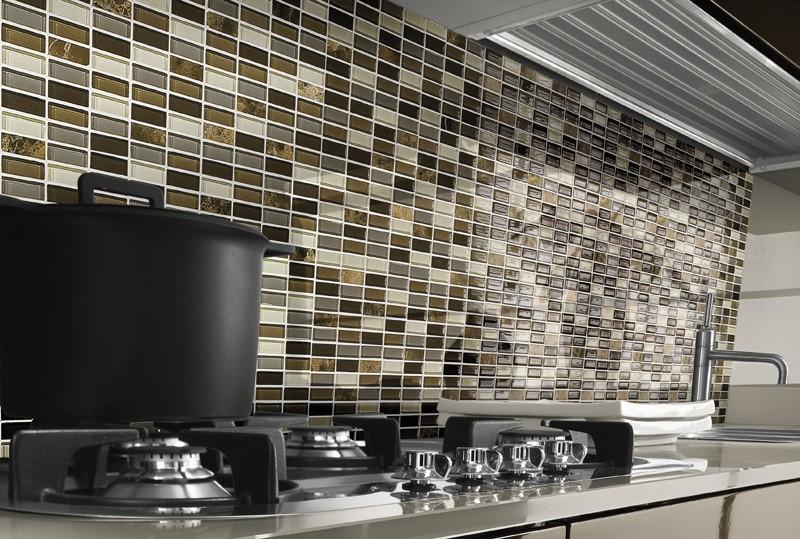 carrelage ou credence pour cuisine carrelage id es de d coration de maison 6kdavokbvm. Black Bedroom Furniture Sets. Home Design Ideas