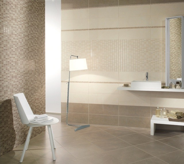 Carrelage petit carreau salle de bain carrelage id es for Carrelage petit carreau