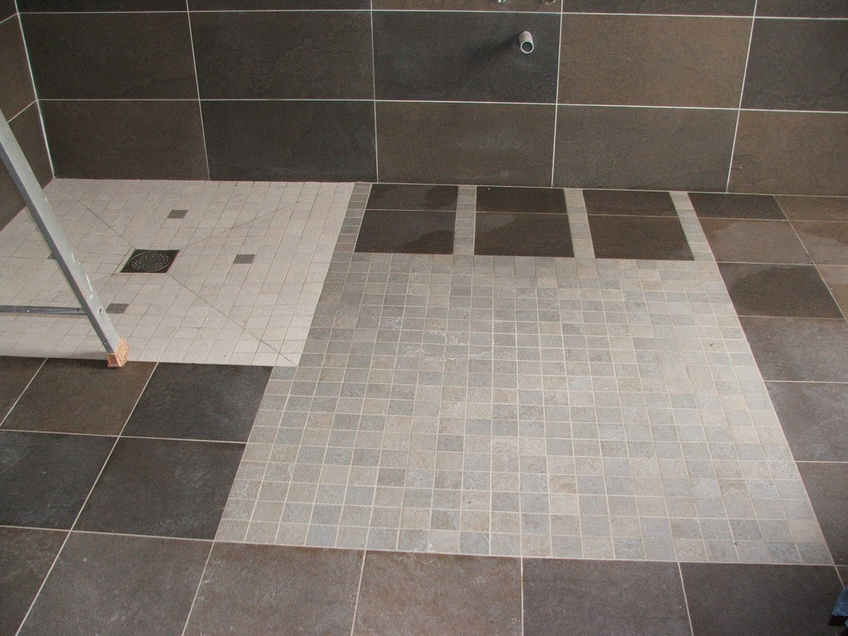 Carrelage douche castorama beautiful carrelage jardin for Carrelage mosaique castorama
