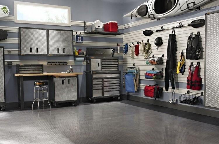 Carrelage Pour Garage Voiture